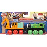 Thomas & Friends Wooden Railway Oliver and Oliver Engine - Pack of 2