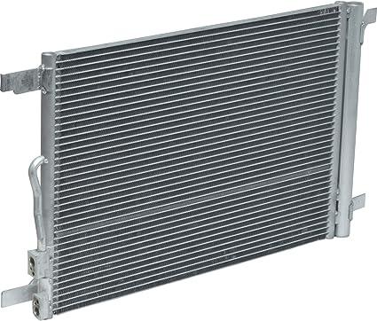 aire con radiador Marca nuevo Condensador VW Tiguan