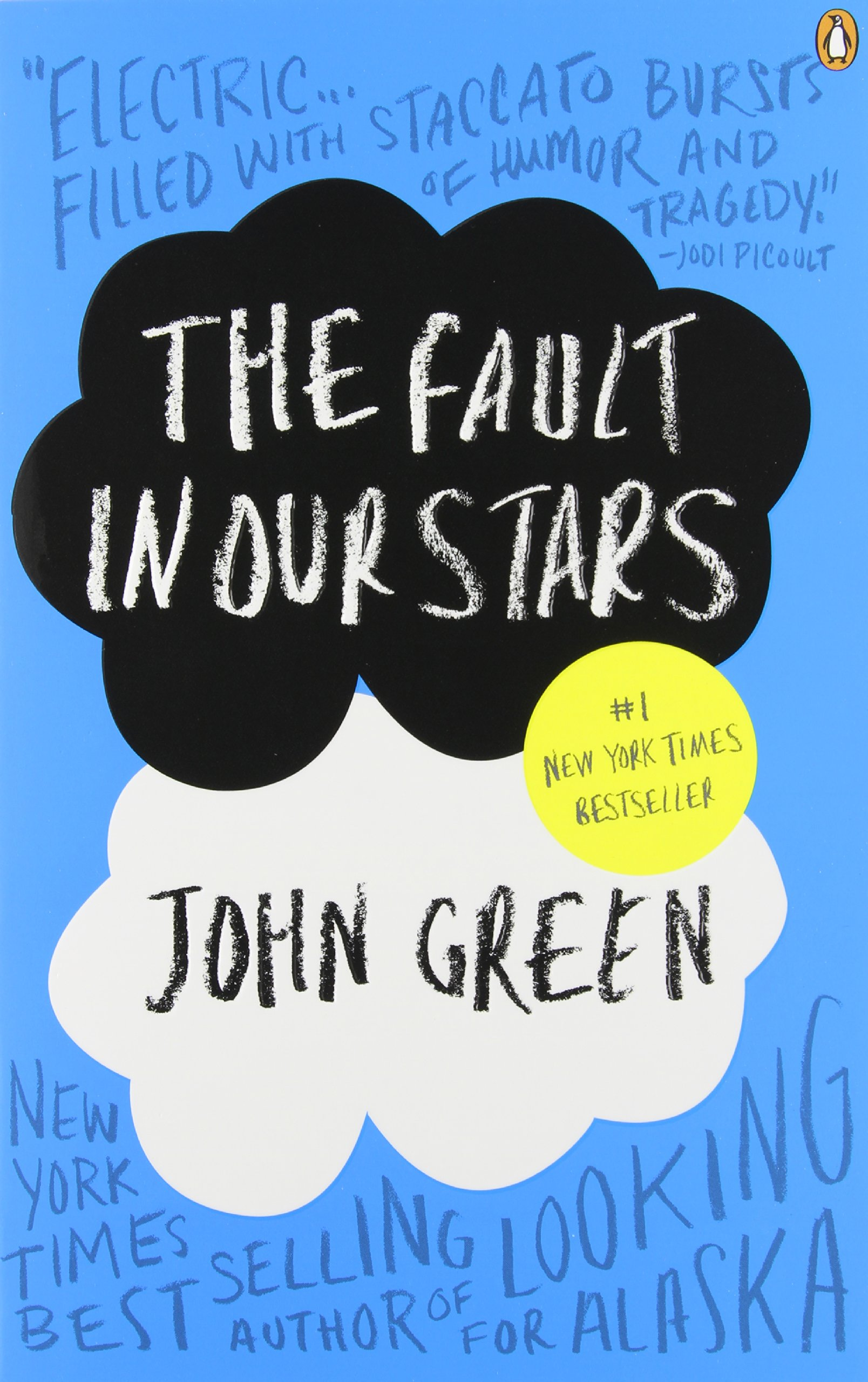Image result for the fault in our stars book cover