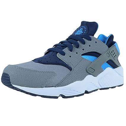 534b18bbad52 Nike Air Huarache Men s Shoes White Pure Platinum White 318429-111 (11.5