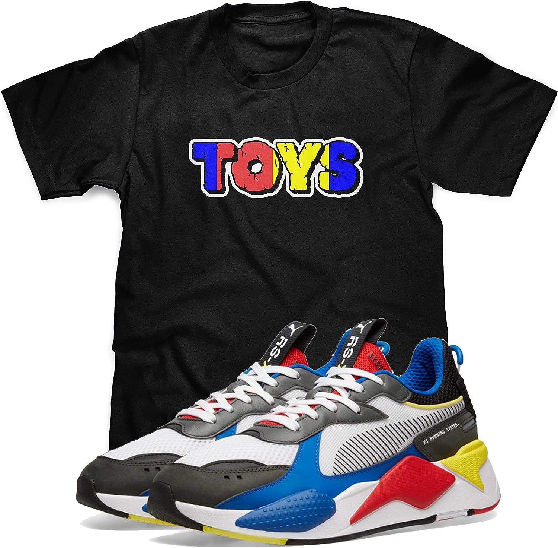 Toys T-Shirt Designed to Match Puma