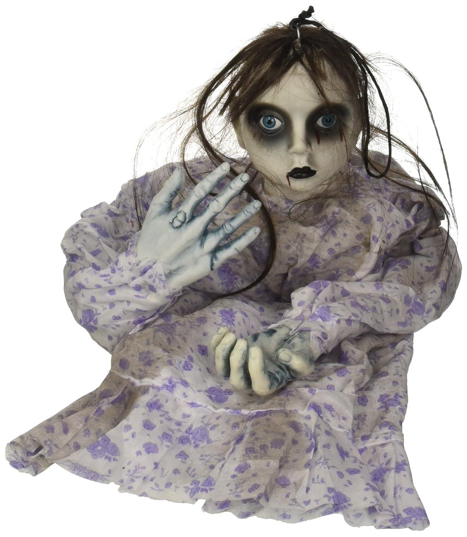 Widmann Famille 01393- 'bambola assassina 'Halloween Décoration de Fête