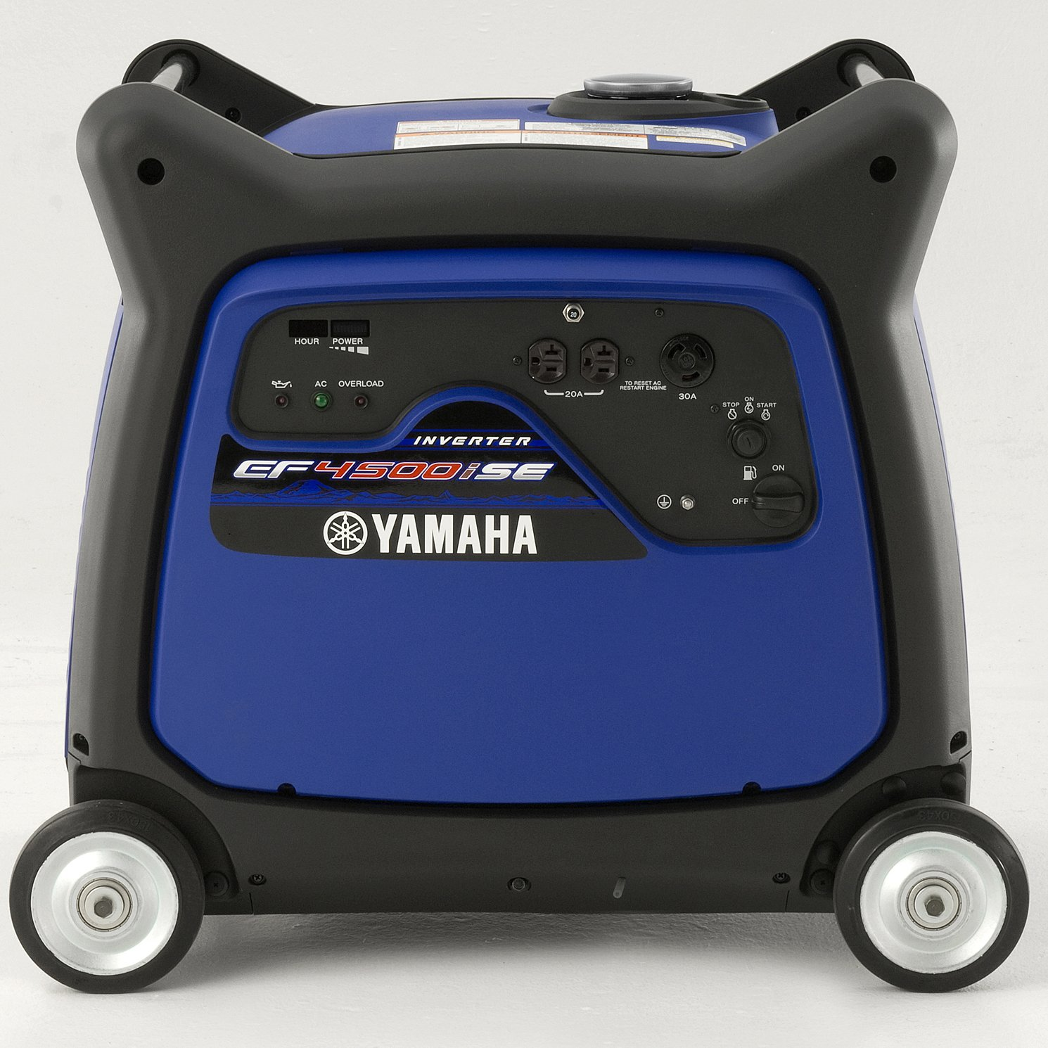 Yamaha EF4500iSE, 4000 Running Watts/4500 Starting