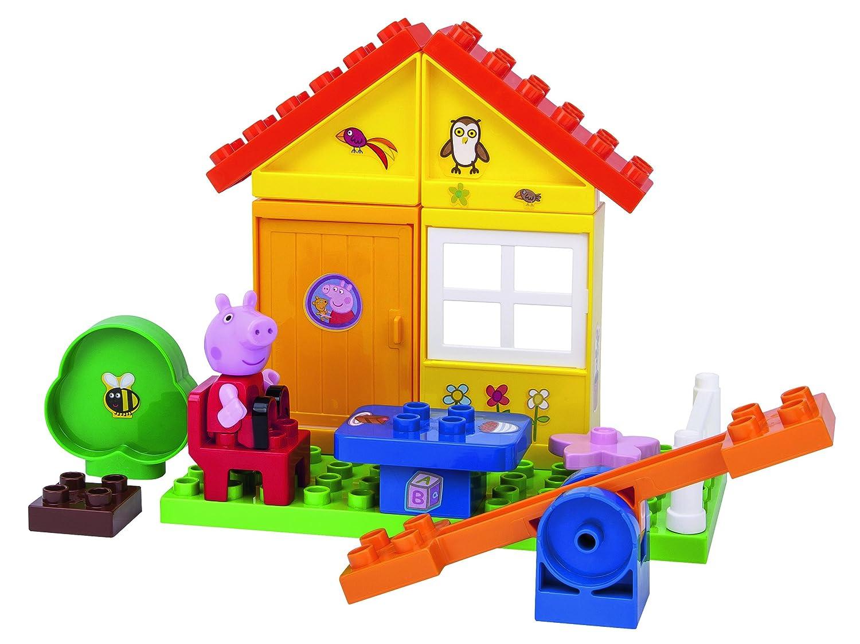 Simba Peppa Pig Garden House Tub Building Sets: Simba Smoby: Amazon.co.uk:  Toys U0026 Games