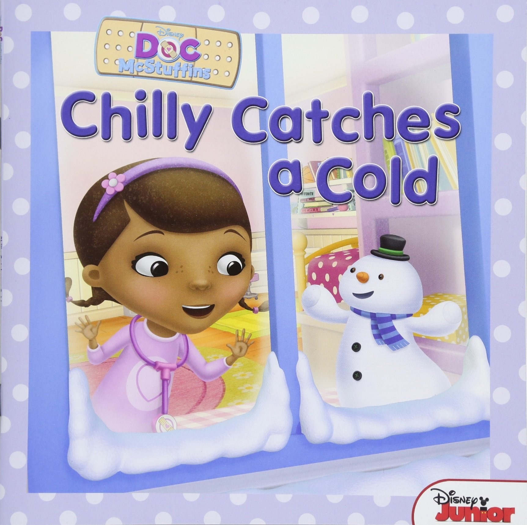 Read Online Doc McStuffins Chilly Catches a Cold pdf
