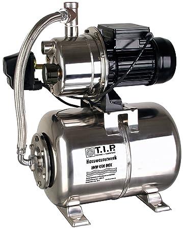 Super T.I.P. 31140 Hauswasserwerk HWW 4500 Inox Edelstahl: Amazon.de SK97