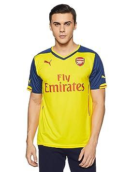 Puma Jacke BVB Walk Out Jacket with Sponsor - Camiseta de equipación de fútbol para hombre