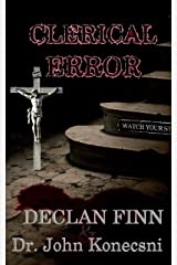 Clerical Error: The death of Fr Timothy A. Lessner (A Professor James Mystery Book 1) Kindle Edition