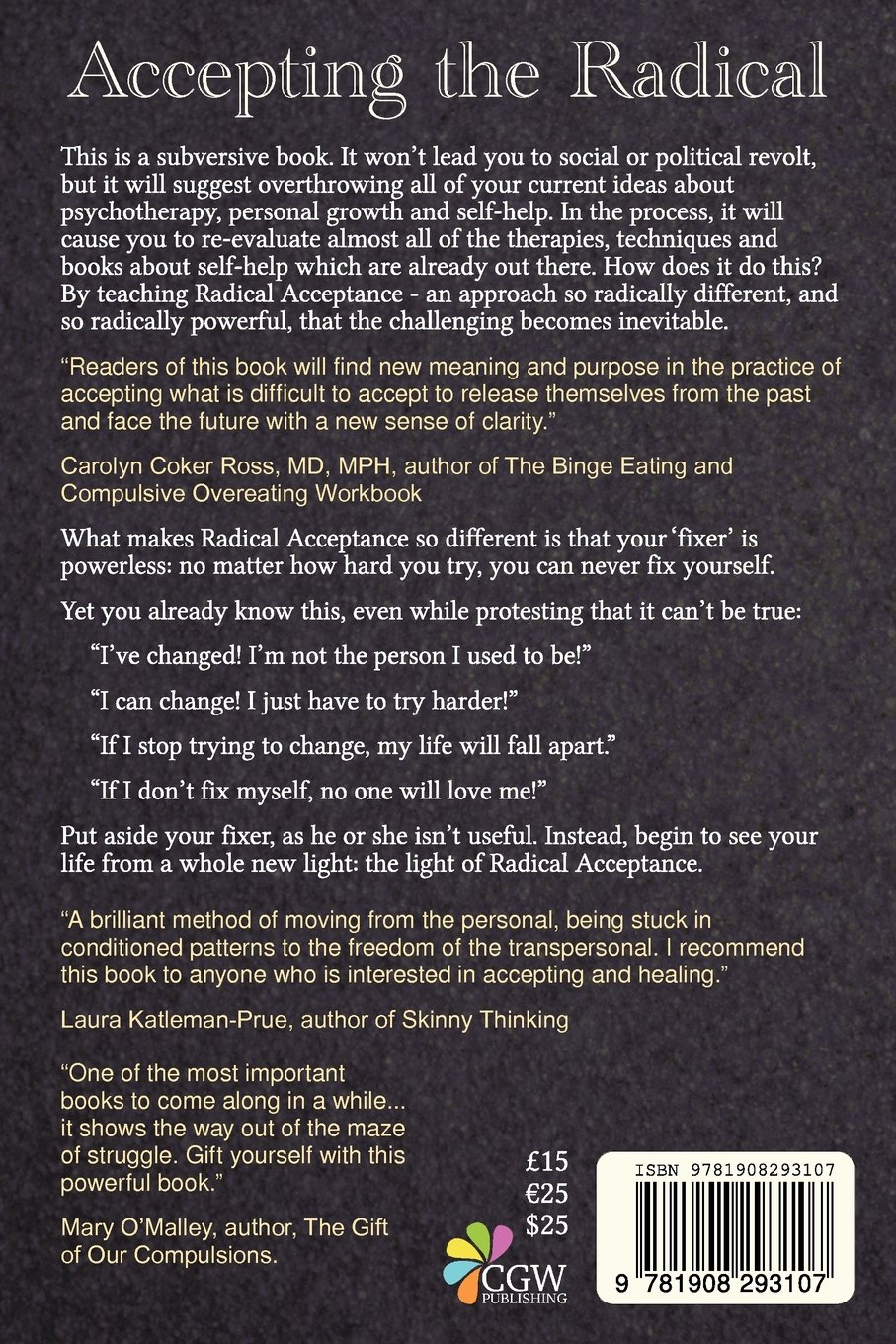 Accepting the Radical: Ronna Smithrim, Christopher Oliphant ...