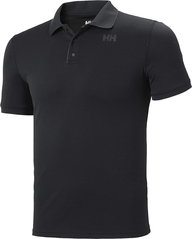 Helly Hansen Mens HH LIFA Active Solen Short Sleeve Polo Shirt
