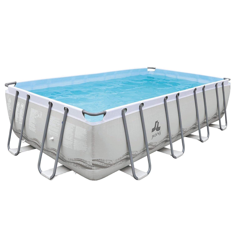 Gu a de compra de piscinas desmontables baratas precios y for Piscinas desmontables rectangulares precios
