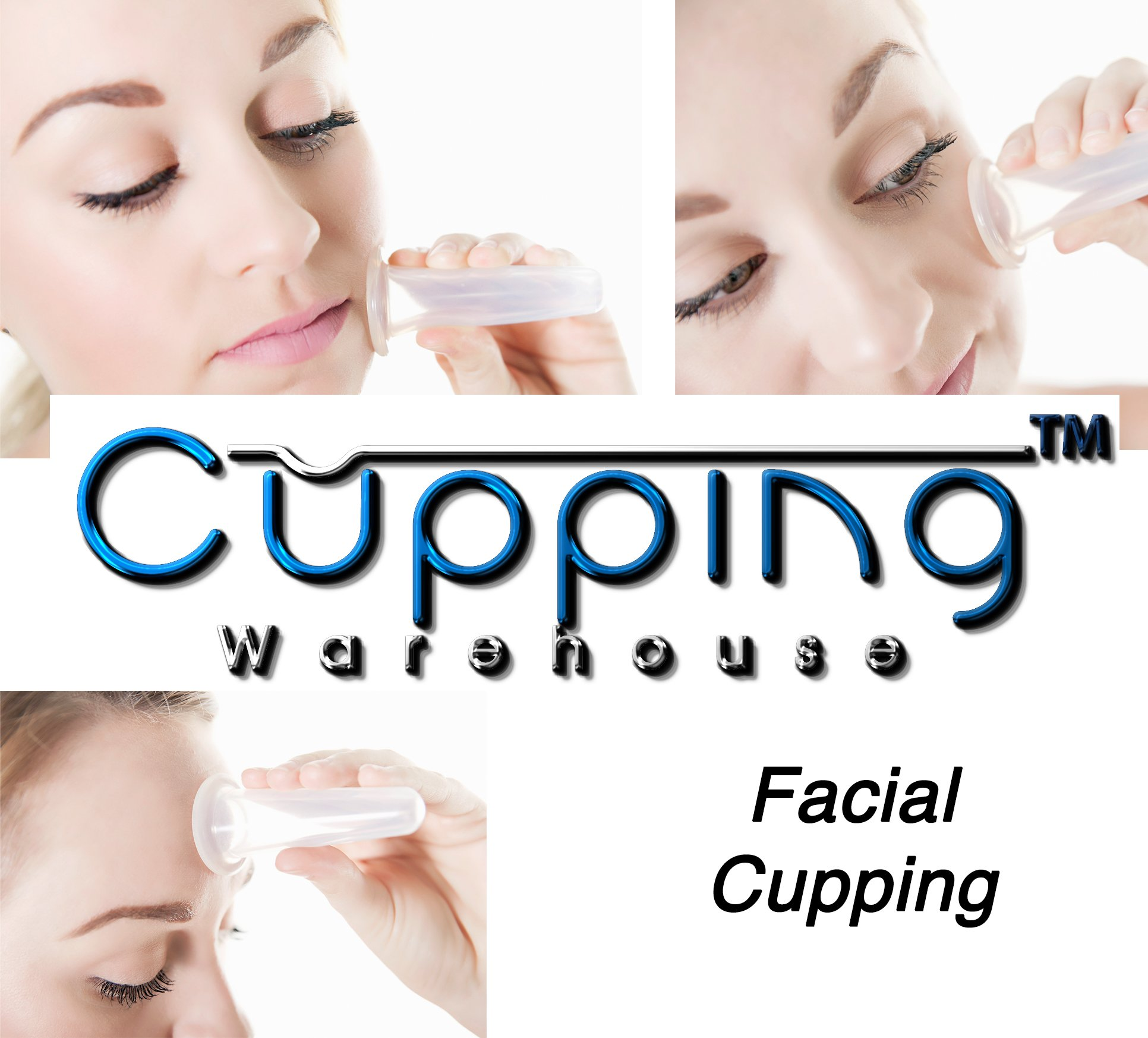 Classic 8 - Professional Medical Silicone Cupping Therapy Set with FREE Online Video's and Tutorials. Cupping Set by Cupping Warehouse TM by Cupping Warehouse TM (Image #5)