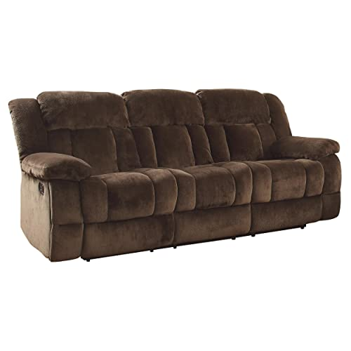 Microfiber Reclining Sofa: Amazon.com