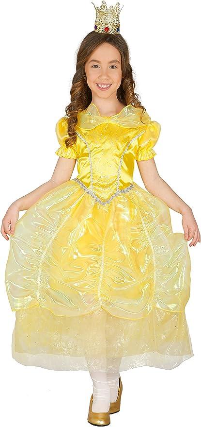 Guirca- Disfraz princesa de cuento, Talla 5-6 años (85862.0 ...