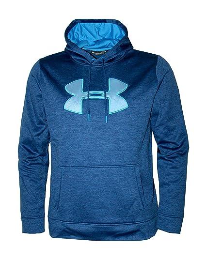 c06ef73aa Amazon.com: Under Armour Men's Storm Fleece Big Logo Hoodie (XX ...