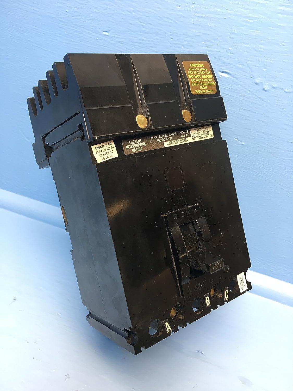 Details about  /SQUARE D 100 AMP 3 POLE CIRCUIT BREAKER AI-E FRAME