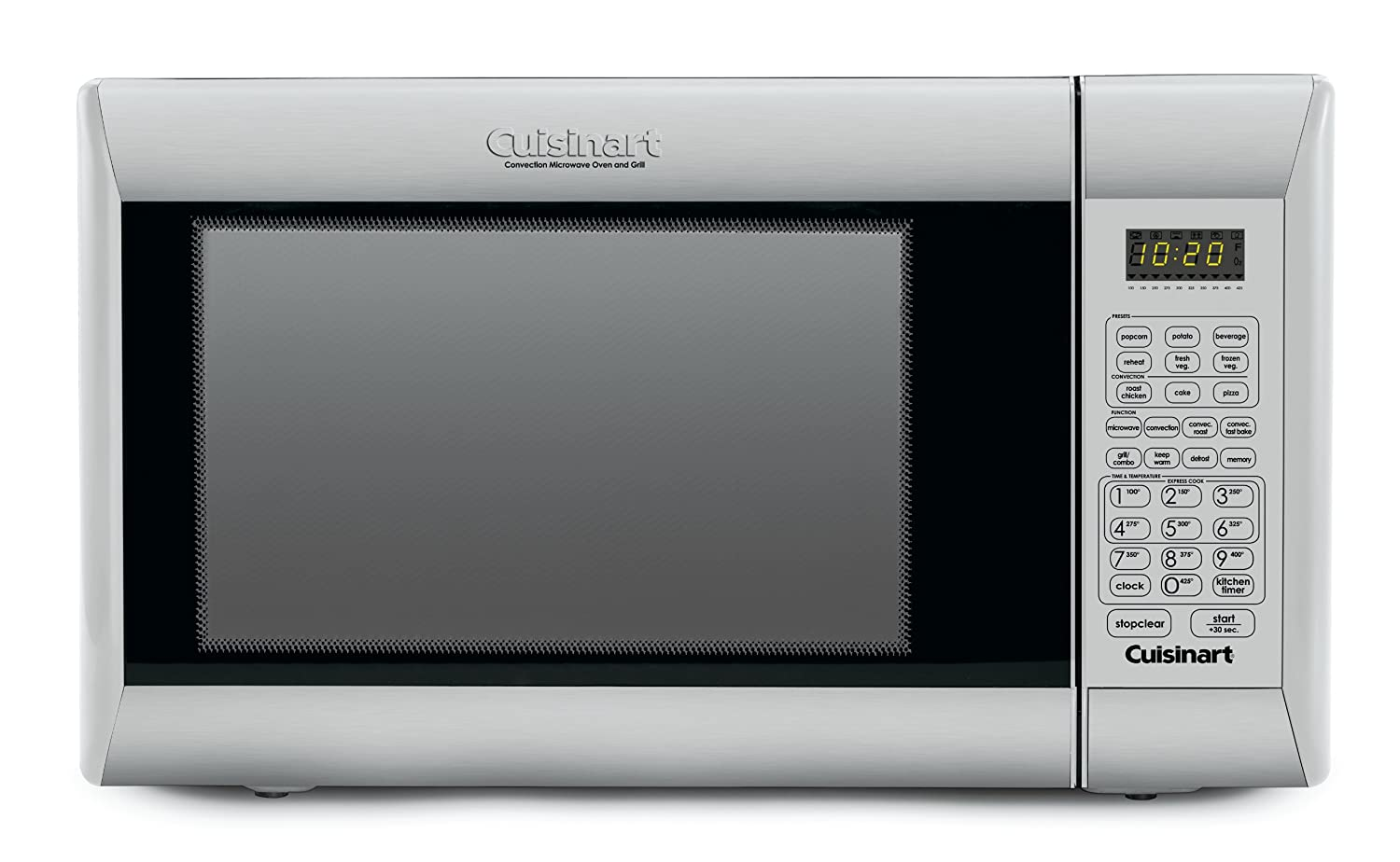 Amazon.com: Cuisinart CMW-200 1.2-Cubic-Foot Convection Microwave ...