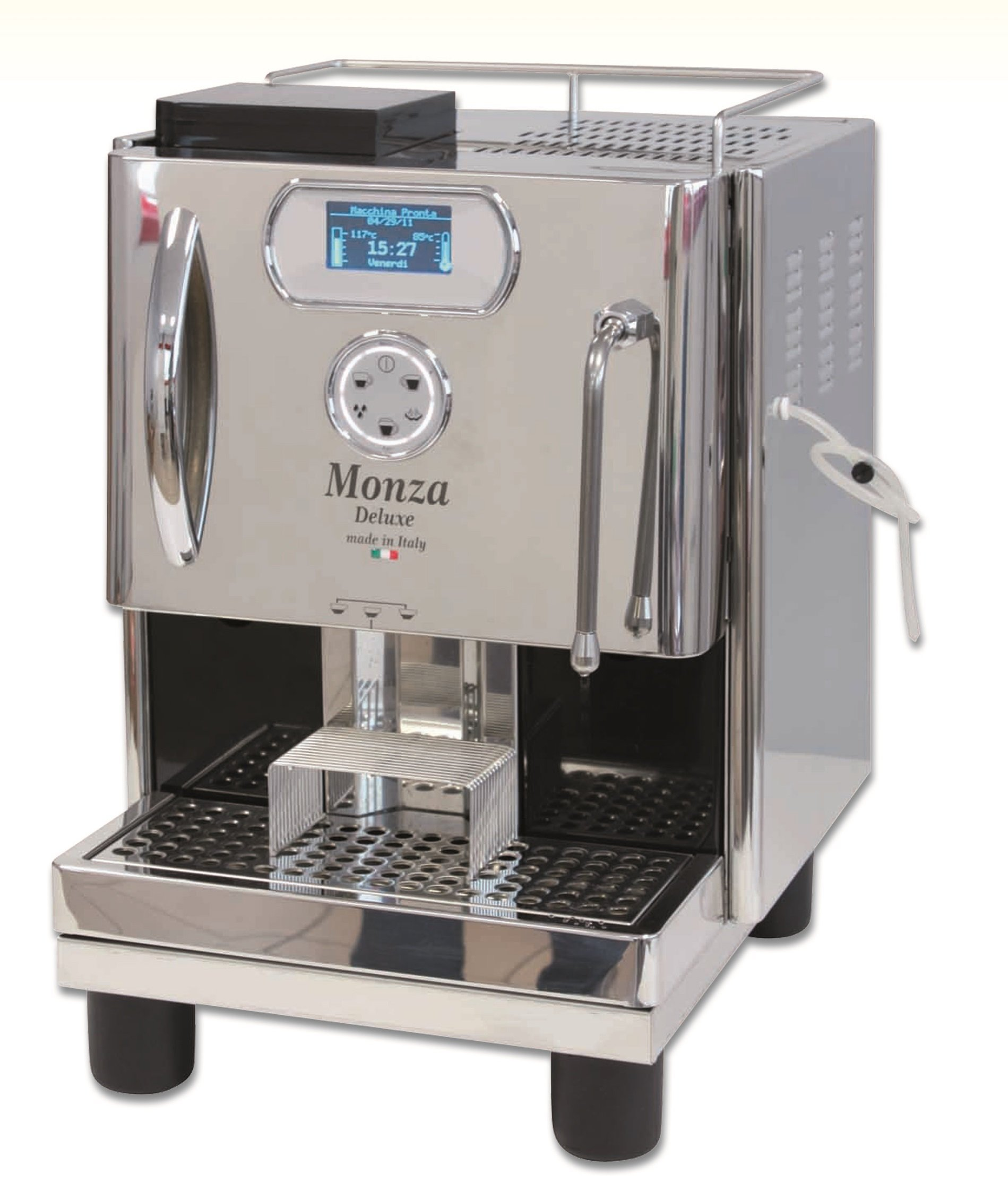 Quick Mill Monza Deluxe Super Automatic Espresso Machine