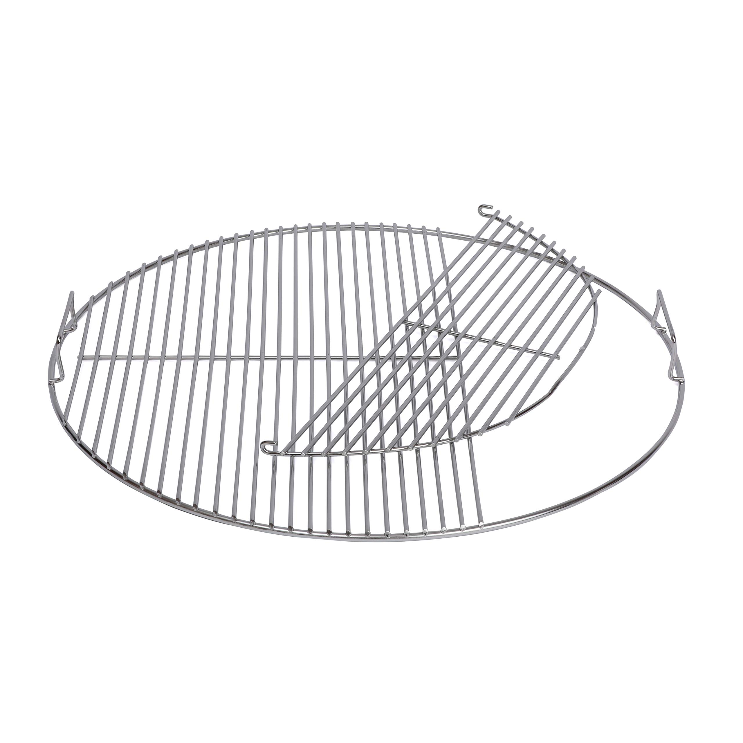 Adrenaline Barbecue Company 22'' Stainless Steel Replacement Charcoal Cooking Grate