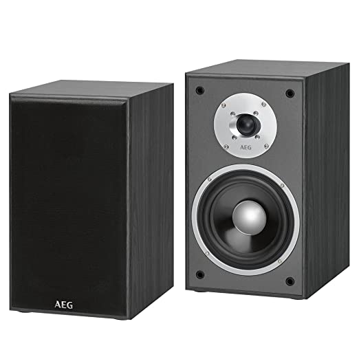 Aeg Lb 4720 Regal Lautsprecherboxen 2 Wege Bassreflex 1x