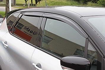 Autoclover Windabweiser Set Für Renault Captur 4 Teilig Auto