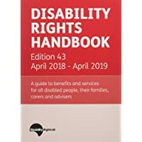 Disability Rights Handbook: April 2018 - April 2019