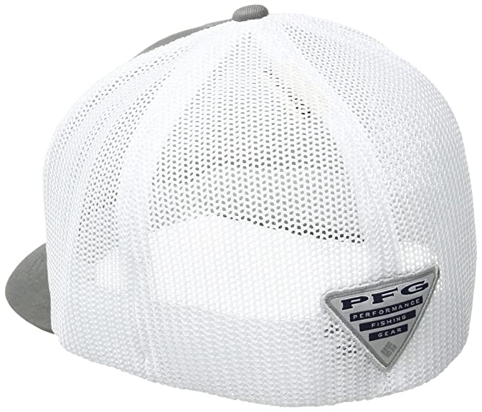 8cb61b63332be Amazon.com  Columbia Men s PFG Mesh Ball Cap