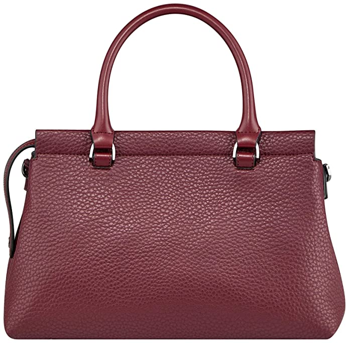 376947197d9ce Fiorelli Colette Triple Compartment Tote (Berry)  Amazon.de  Schuhe    Handtaschen