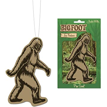 Accoutrements Bigfoot