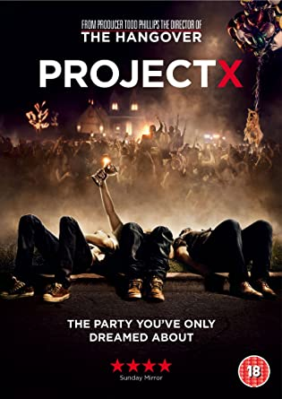 Project-X movie poster