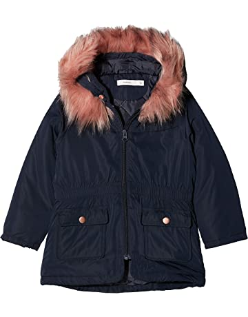 94a3a3f1b NAME IT Nmfmarlis Jacket, Chaqueta Bebé-para Niñas