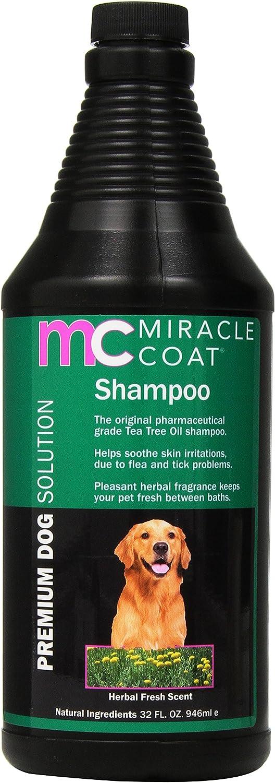 Miracle Coat Premium Dog Shampoo 32 oz.