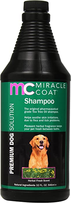 The Best Miracle Coat Dog Shampoo
