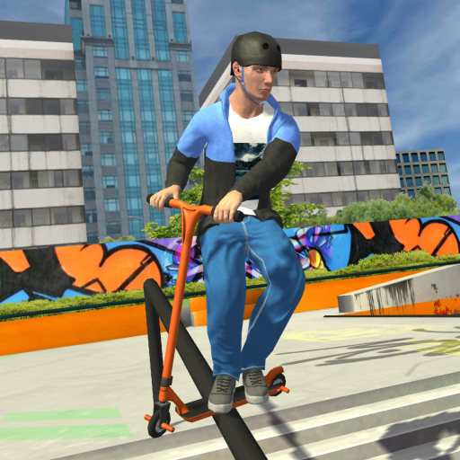 - Scooter FE3D 2