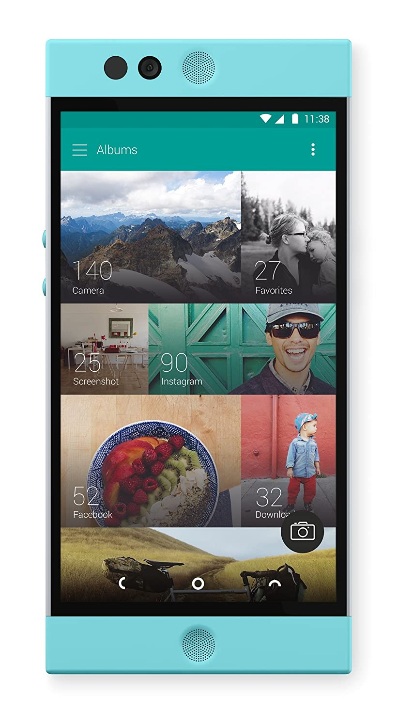 b8d435dc783 Amazon.com  Nextbit Robin Factory Unlocked GSM Smartphone - Mint  Cell  Phones   Accessories