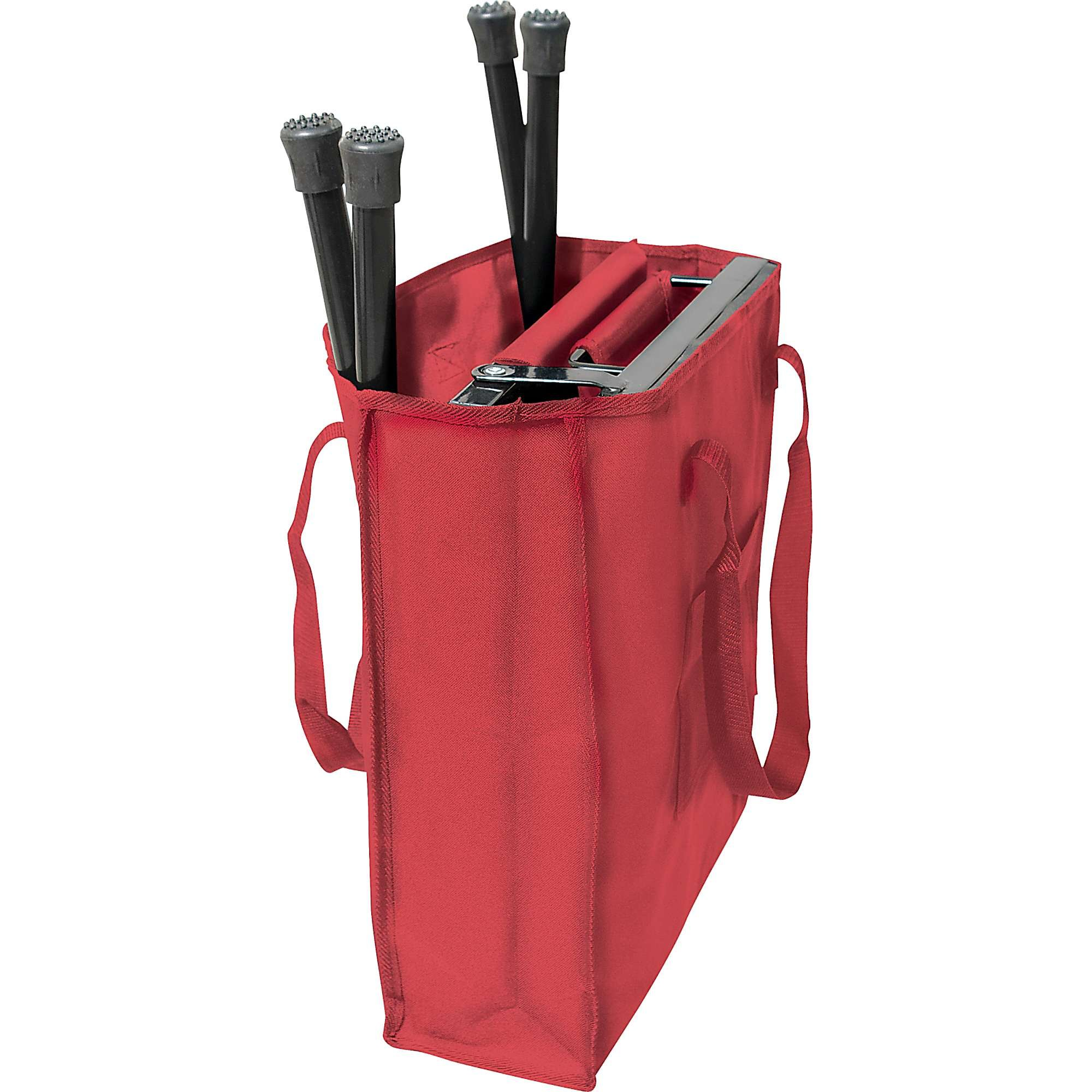 Stadium Chair Carry Bag , Red