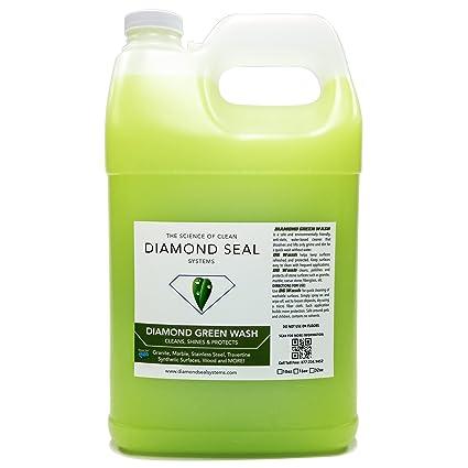 Attirant Diamond Green Wash One Gallon Use On Granite Countertops Direct From The  Manufacturer
