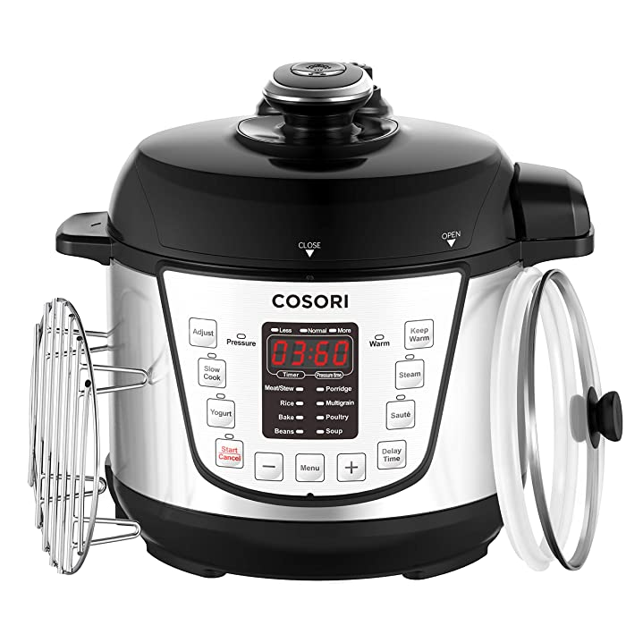 The Best Smallest Electric Pressure Cooker