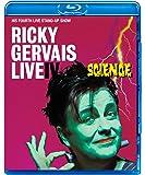 Ricky Gervais Live IV: Science [Blu-ray]