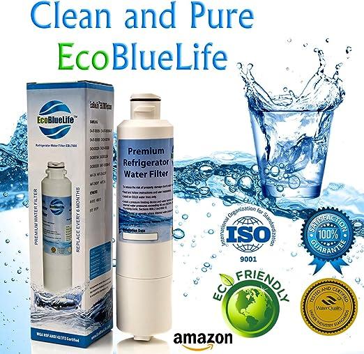 Eco Blue Life Samsung Refrigerator Water Filter Materials Sacrificing Quality