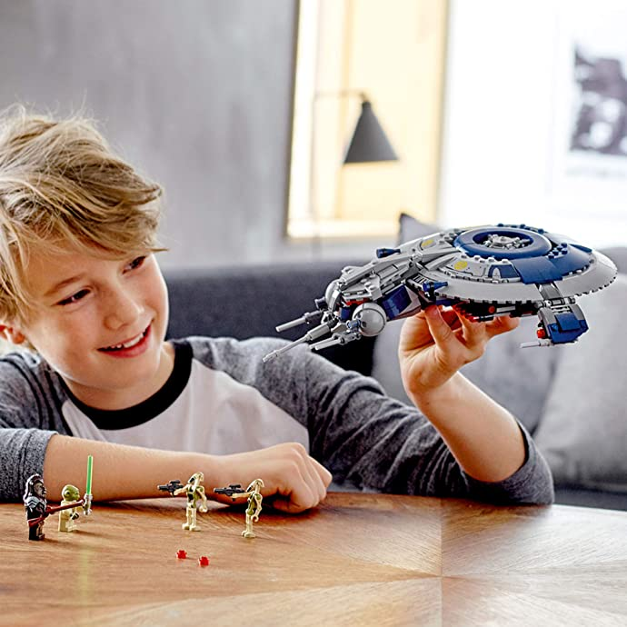 LEGO 乐高 星球大战系列 75233 机器人炮艇 积木玩具 6折$29.97史低 海淘转运到手约¥252