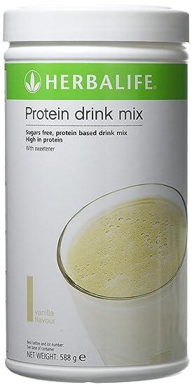 Herbalife Protein Drink Mix 588g