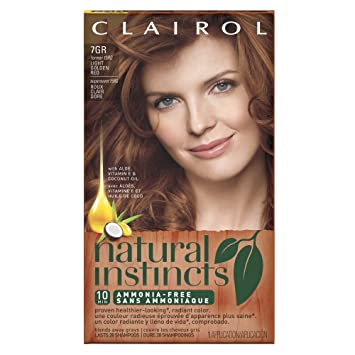 Amazon.com: Clairol Natural Instincts Semi-Permanent Hair Color, 1 ...