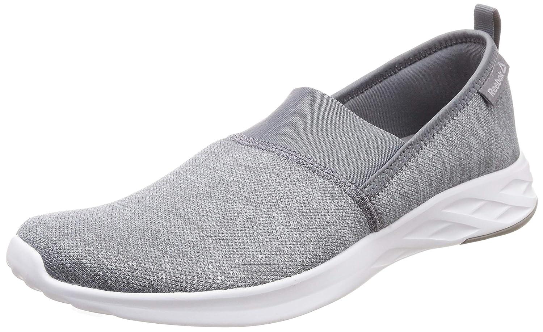 Astroride Slip On Grey Walking Shoes