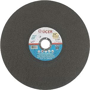 Ucer Cutting Discs, 4x400 mm - A36TBFDRT43