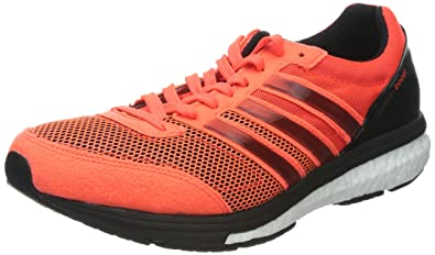 the latest fd9d5 4bb29 adidas Performance Adizero Boston Boost 5, Herren Laufschuhe, Rot  (InfraredInfrared