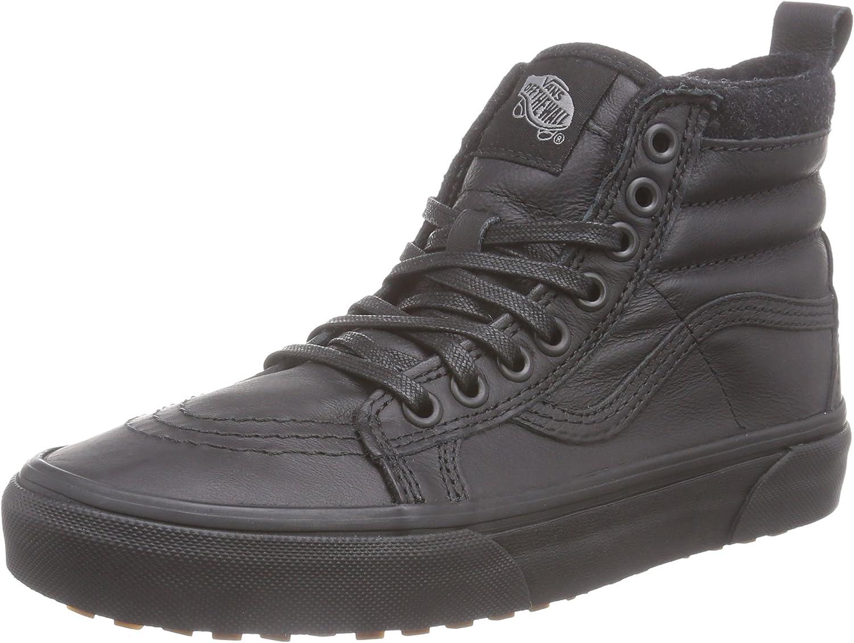 Vans Unisex Shoes SK8-Hi MTE Black Fashion Sneaker