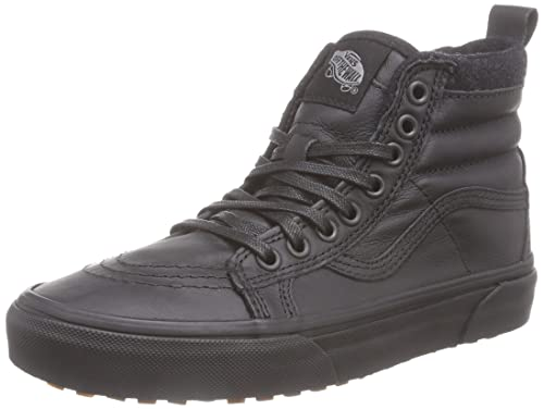 333982bb342072 Vans Black Leather SK8-Hi MTE  Amazon.ca  Shoes   Handbags