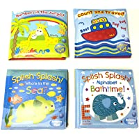 Ozmoint Set de 4 Libros de baño