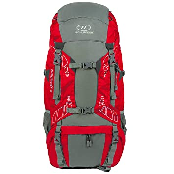 d41f0253a3c Highlander Discovery Rucksack ― 45L, 65L, 85L Premium Quality Backpack ―  Durable with Waterproof